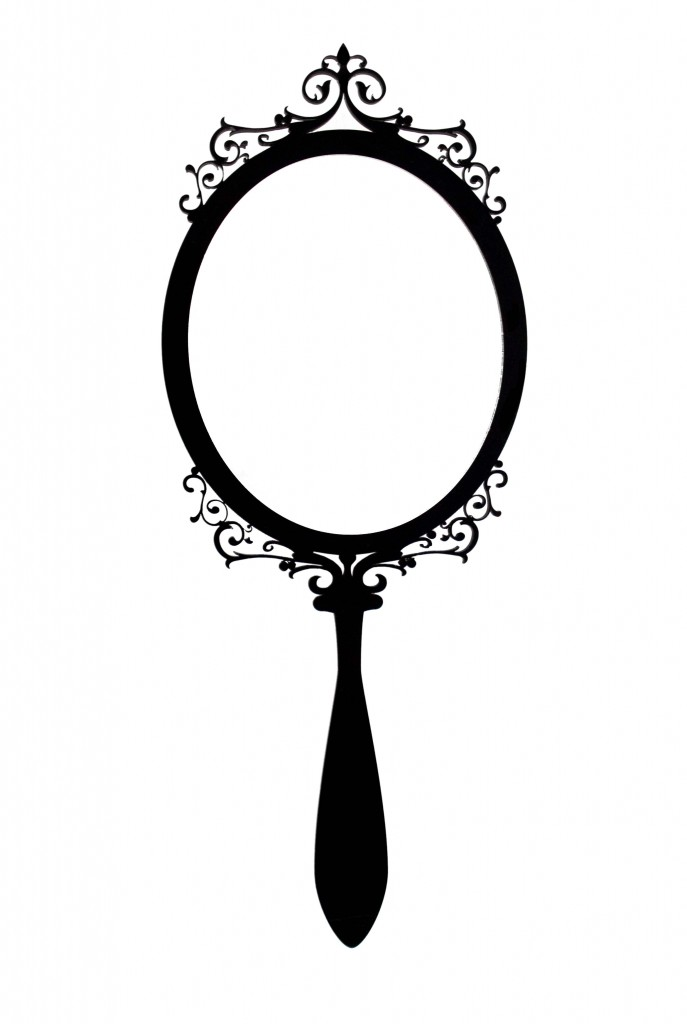 Mirror clip art the cliparts