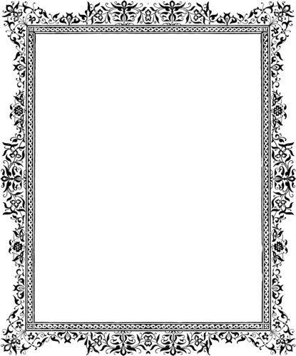 Mirror clipart 7