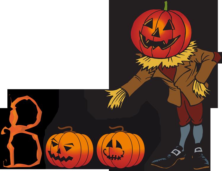 Pumpkin border clipart free images 9