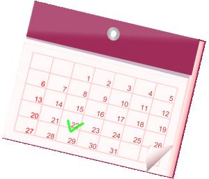 Schedule clip art download 3