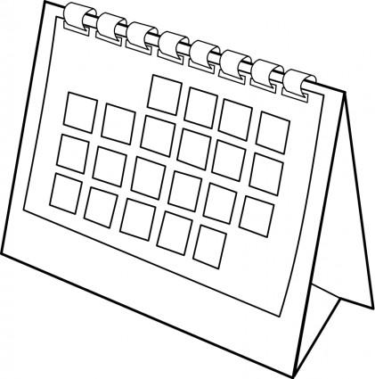 Schedule clip art download
