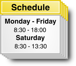 Schedule clip art free clipart images 7