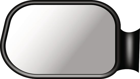 Side mirror clipart clipground