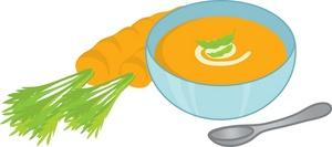 Soup clip art at vector free image 2