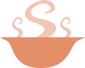 Soup clip art at vector free image