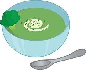 Soup clip art free clipart images 2