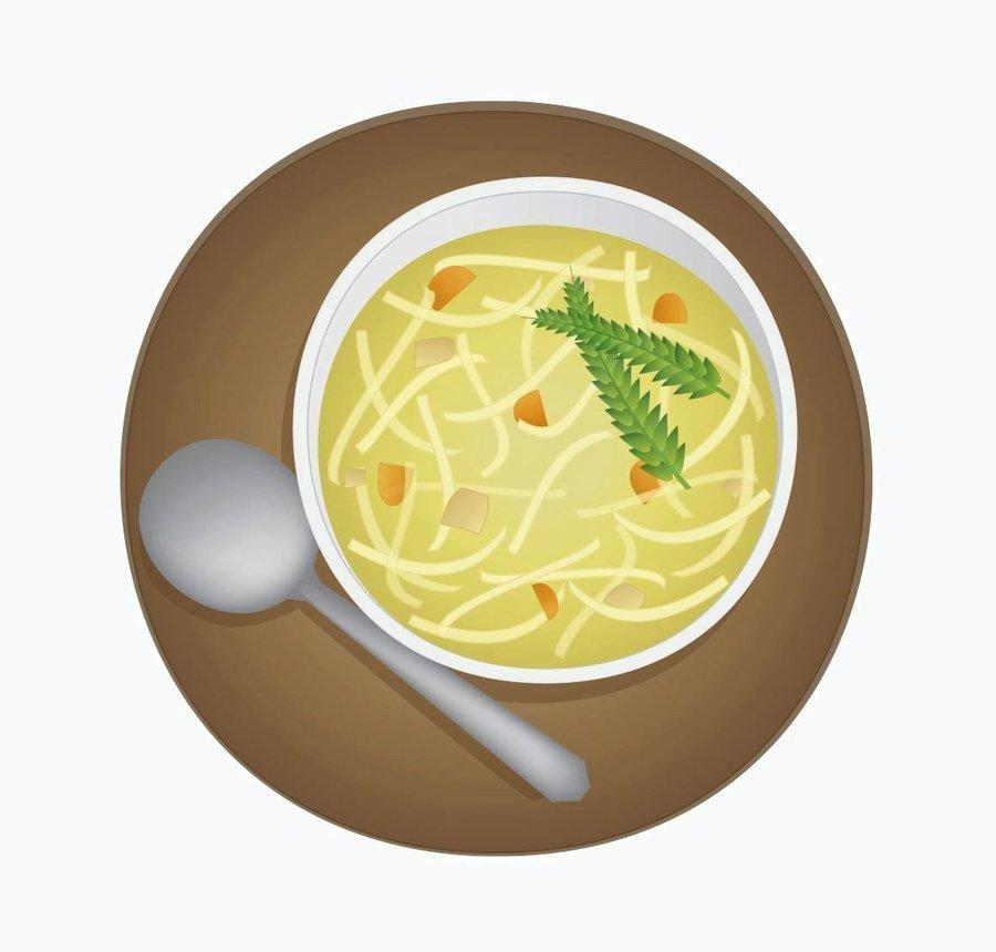 Soup clip art free clipart images 3