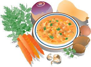 Soup clipart image 3