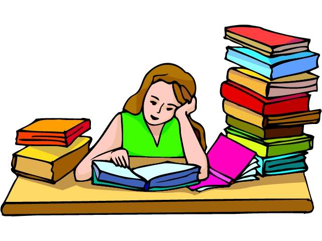 Study clip art free clipart images 4