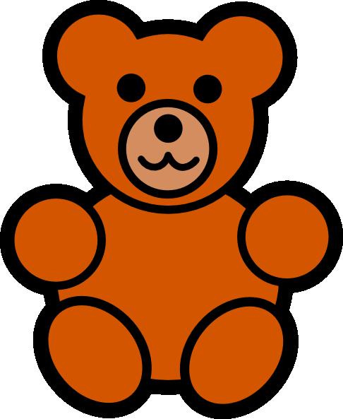 Teddy bear outline free teddy bear clip art pictures 3