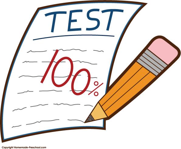Test clip art free clipart images