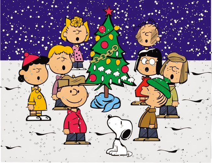 The holiday site charlie brown christmas clip art and coloring pages 2