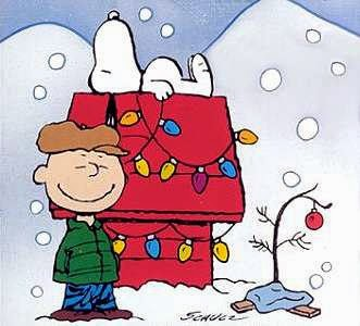 The holiday site charlie brown christmas clip art and coloring pages 3