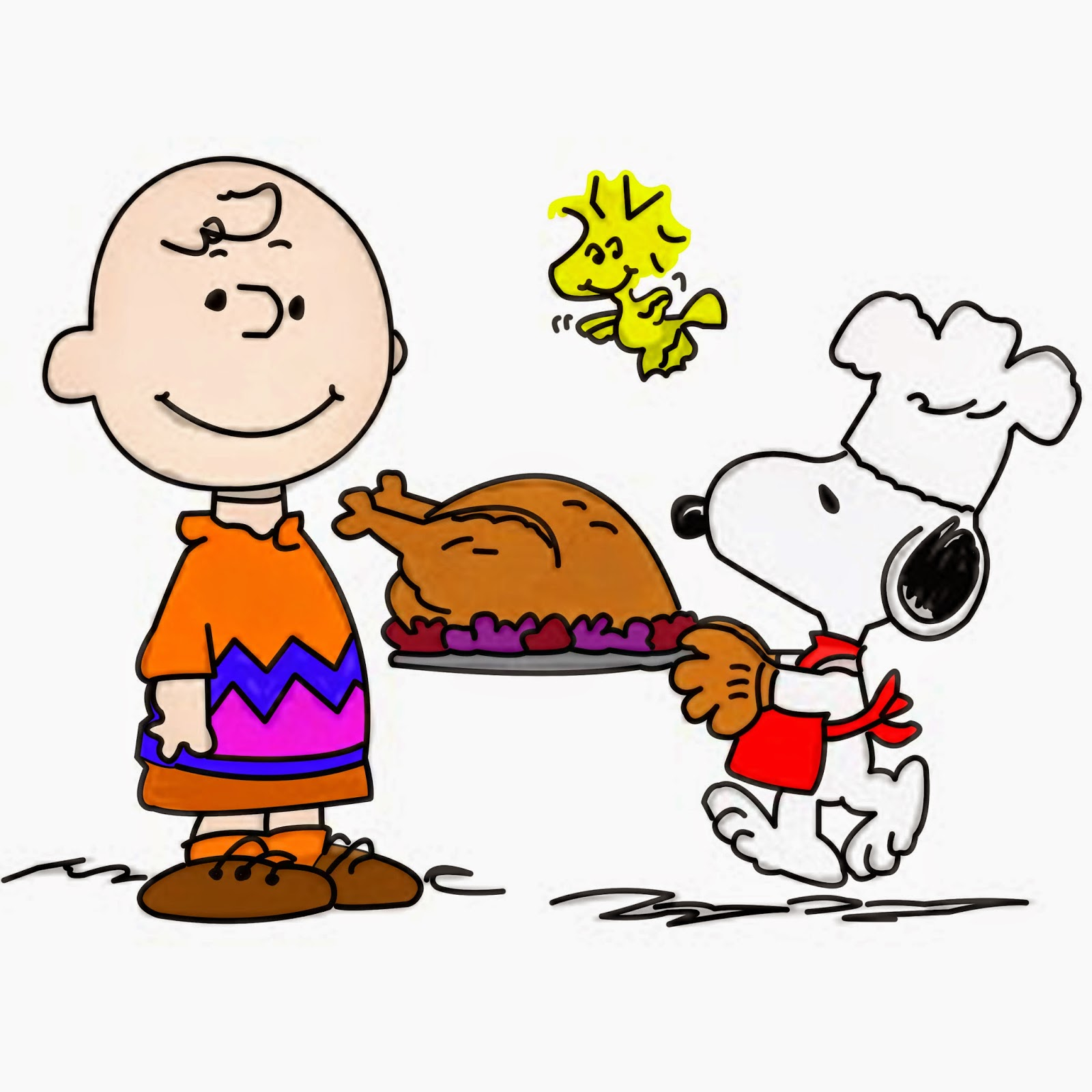 The holiday site charlie brown christmas clip art and coloring pages 4