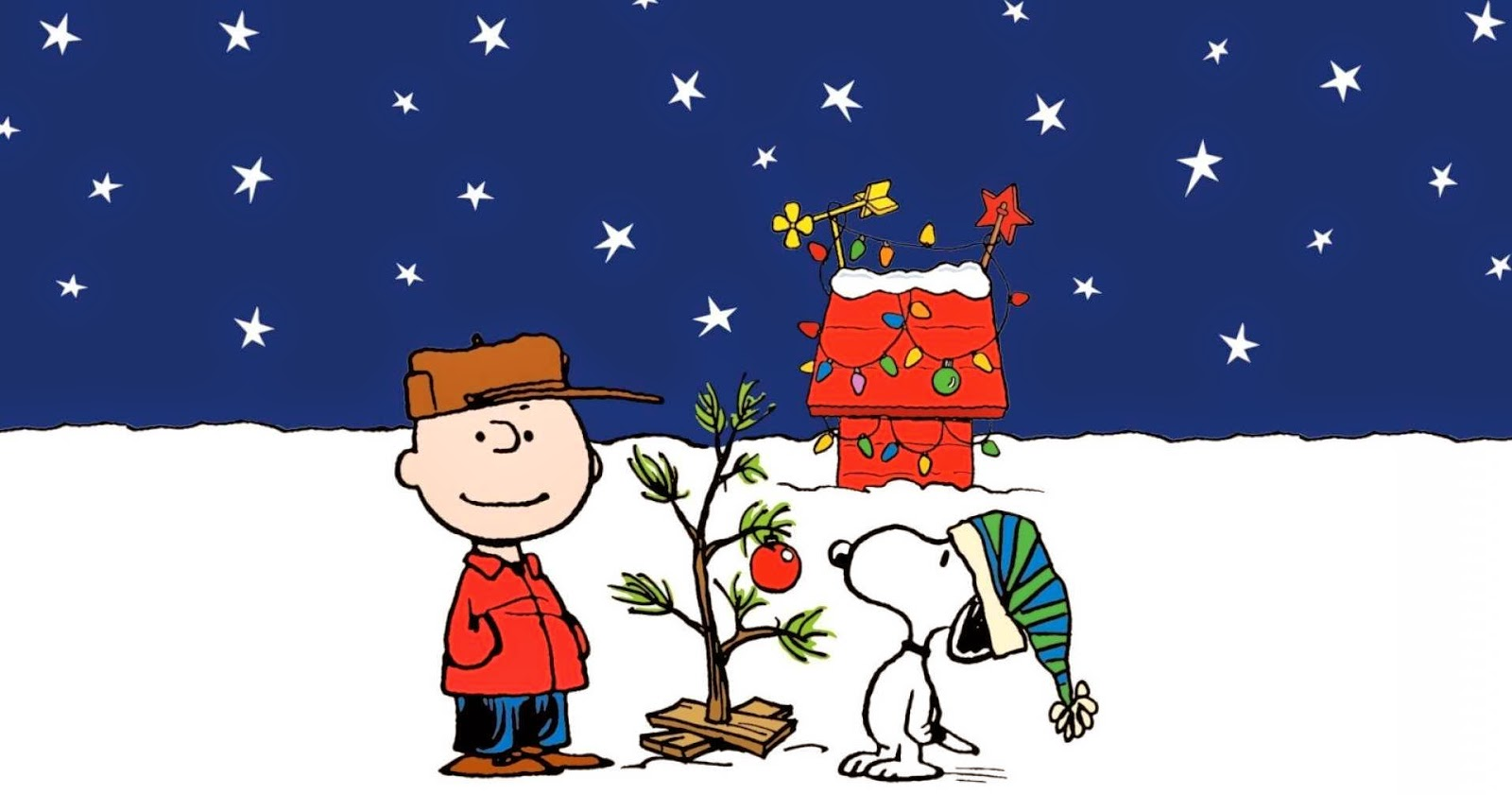 The holiday site charlie brown christmas clip art and coloring pages