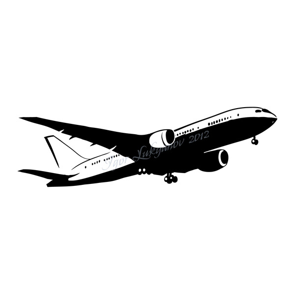 Airplane clipart cliparts for you 2