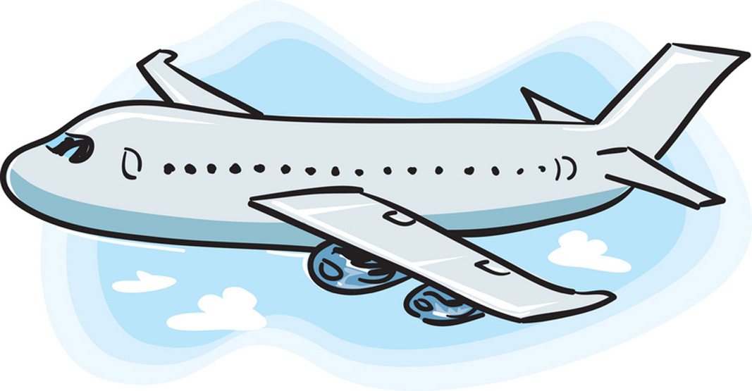 Airplane clipart no background free images