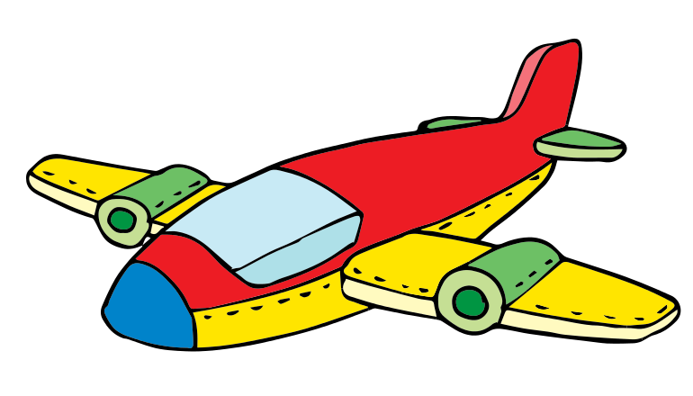 Airplane plane clip art free clipart images