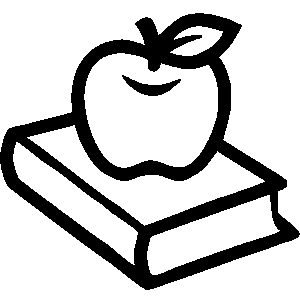 Apple  black and white apple black and white school apple clip art free 2