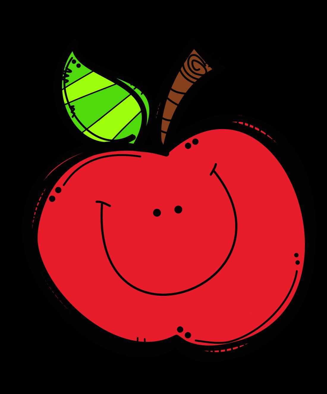 Apple  black and white black and white apple clip art 8