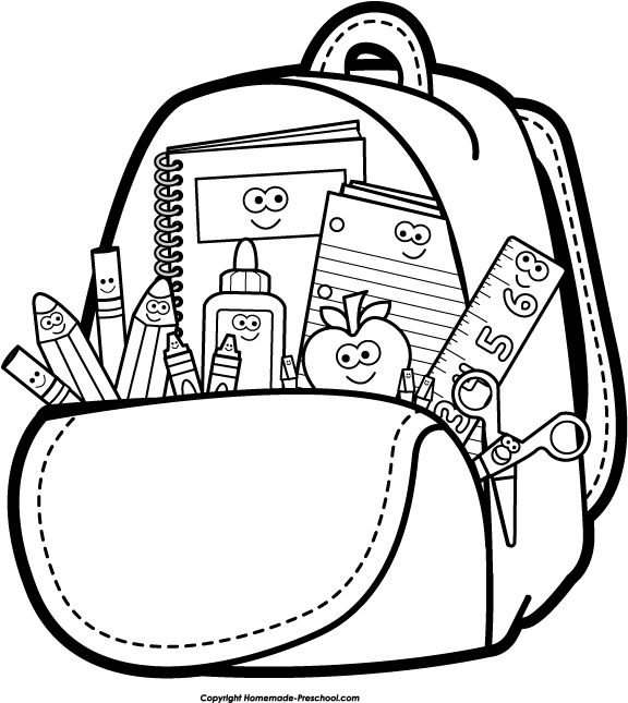 Apple  black and white school clipart black and white