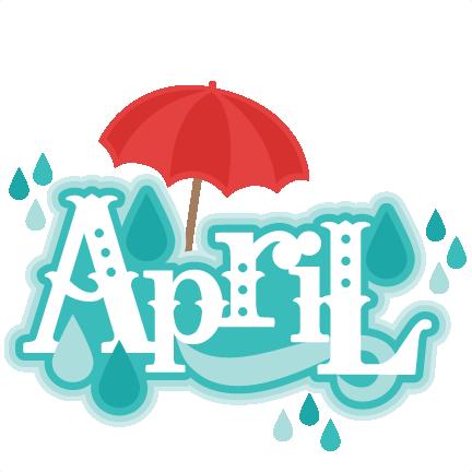April clip art 4 clipart