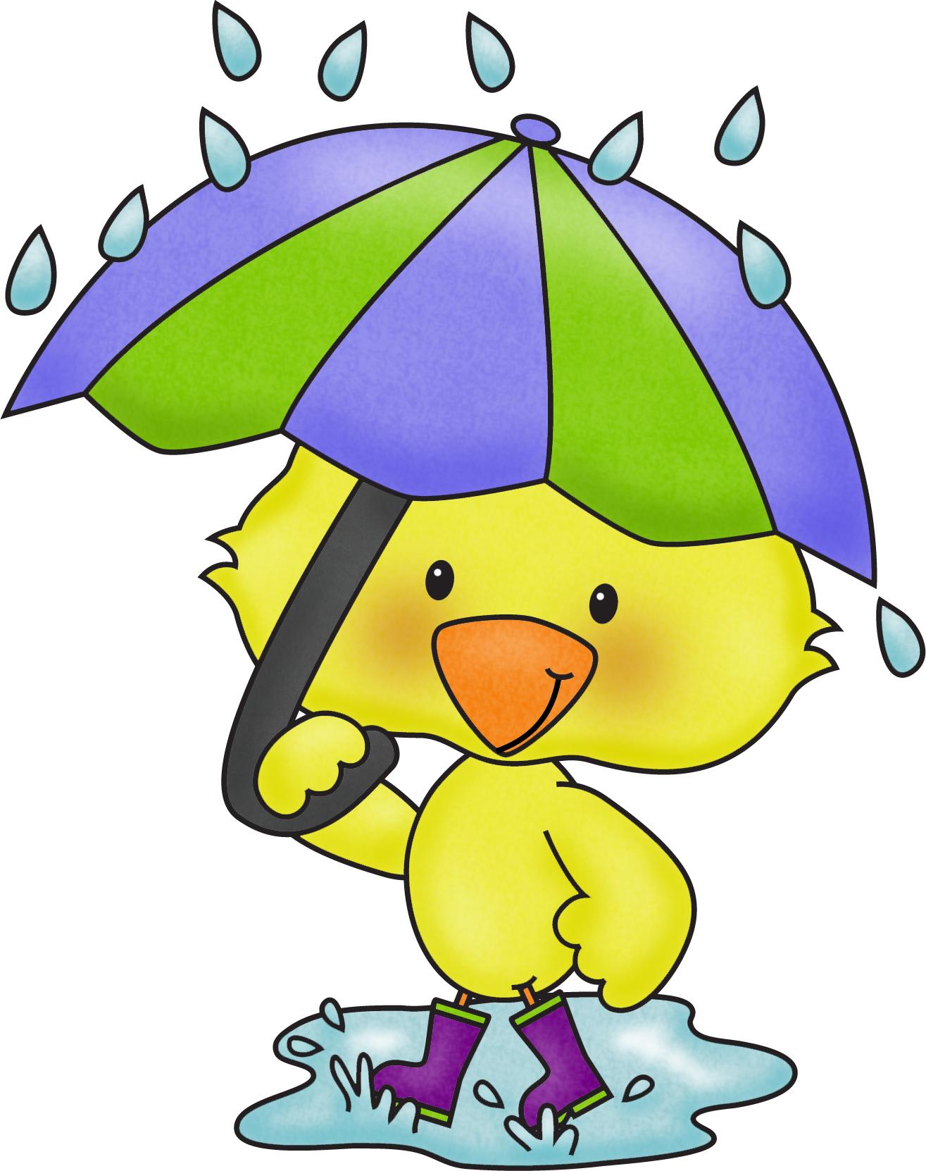 April showers clip art free clipart image 4 clipart