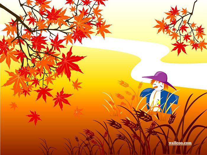 Autumn cute fall clip art free clipart images 2 2