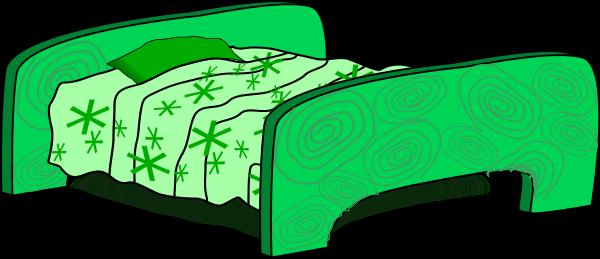 Bed 5 clip art at clker vector free