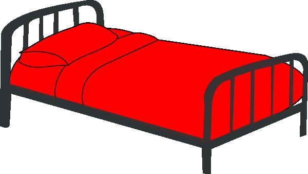 Bed cartoon clip art dromgbg top 2