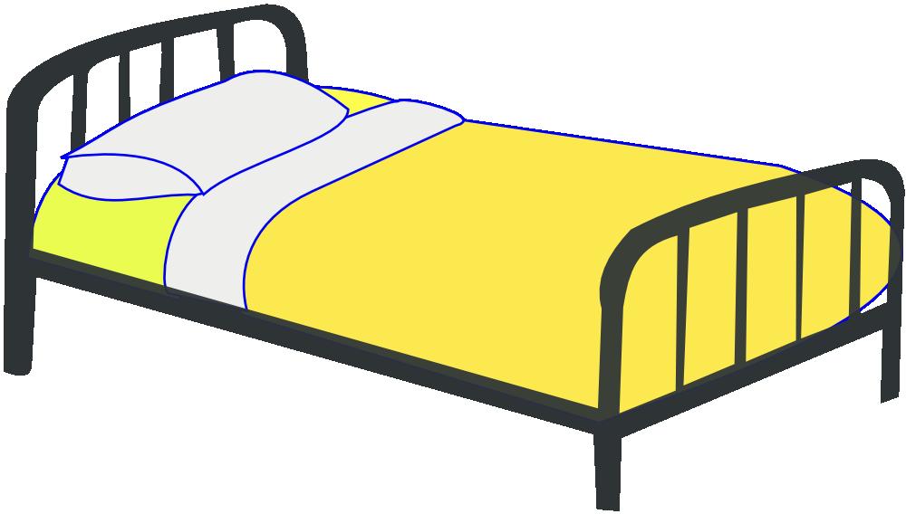 Bed cartoon clip art dromgbg top