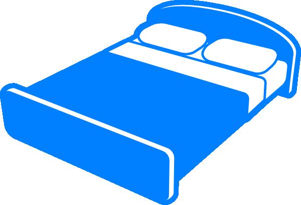 Bed clip art at vector clip art free