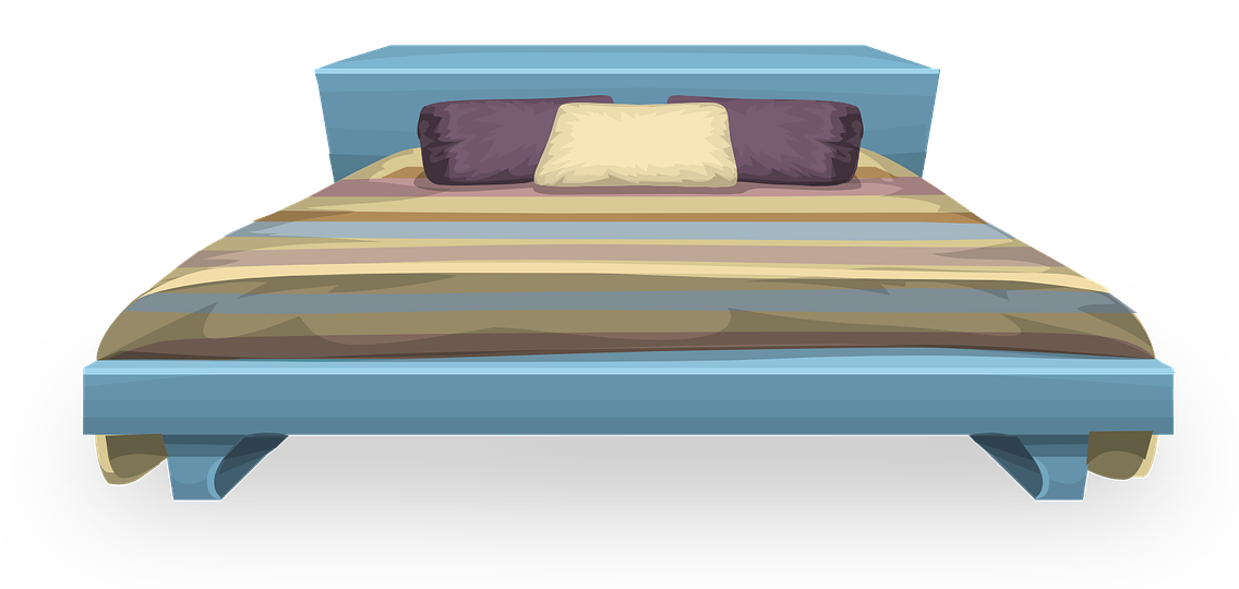 Bed clip art clipart free microsoft 2
