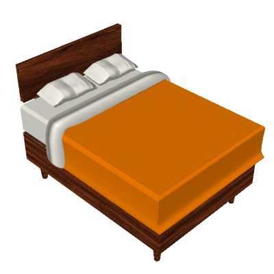 Bed clipart 2