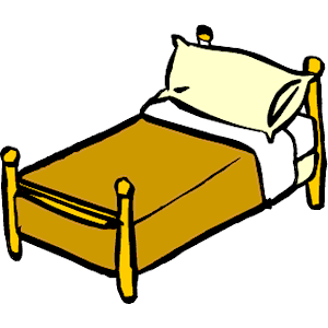 Bed clipart bed 1 cliparts of free download wmf