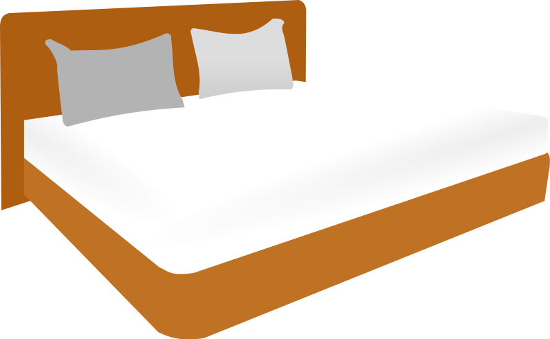Bunk bed clipart free images