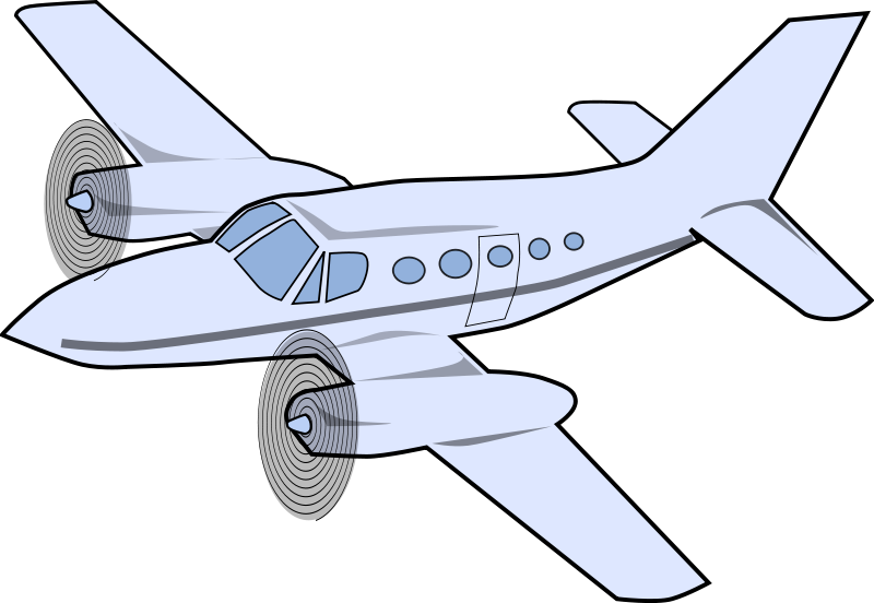 Cartoon airplane clipart free images 6
