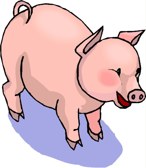 Cartoon pig clip art free vector for download about 3 2