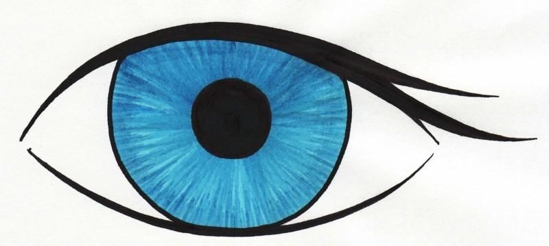 Clip art eye clipart 3