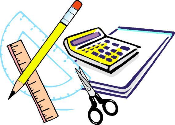 Clip art of math clipart