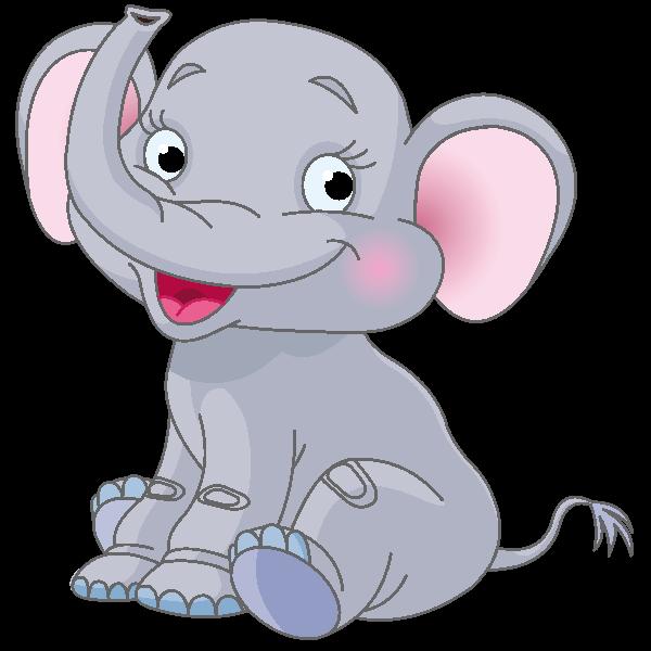 Elephant clipart 3 3