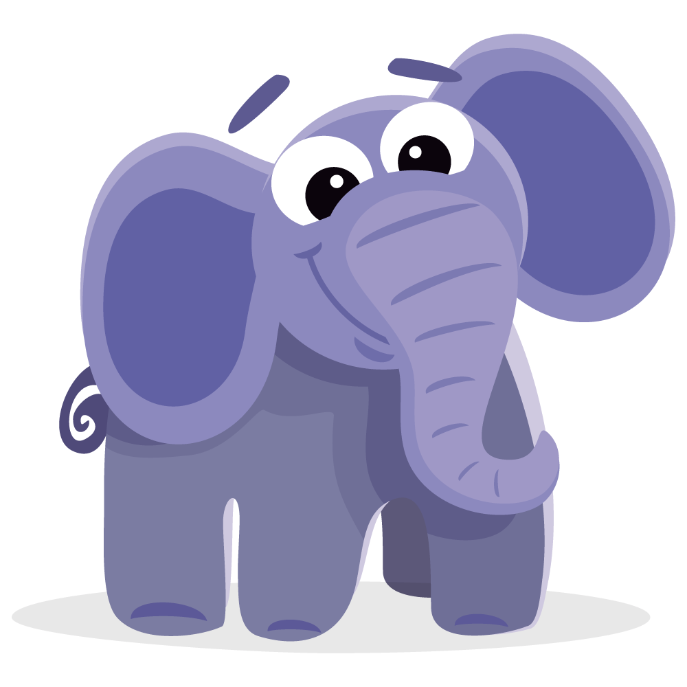 Elephant clipart free images 3
