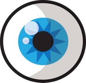 Eye clip art the cliparts