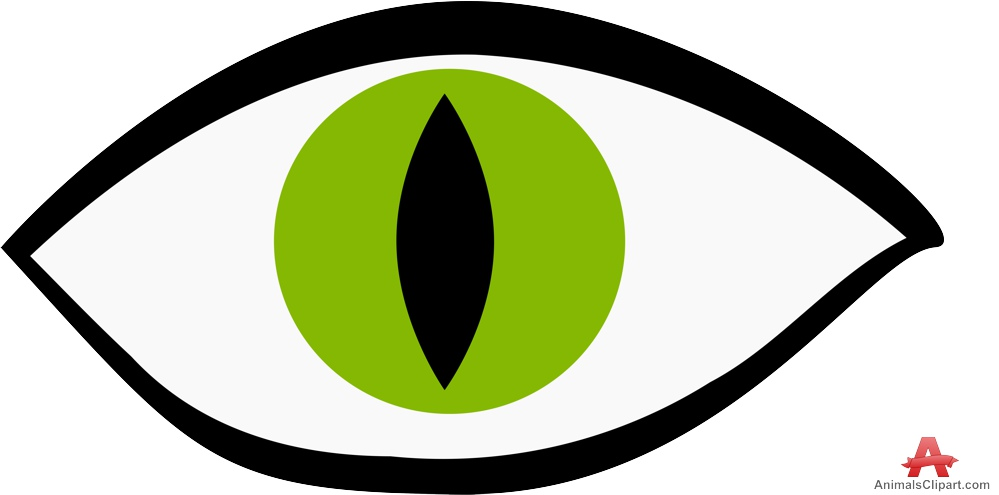 Eye clipart the desing