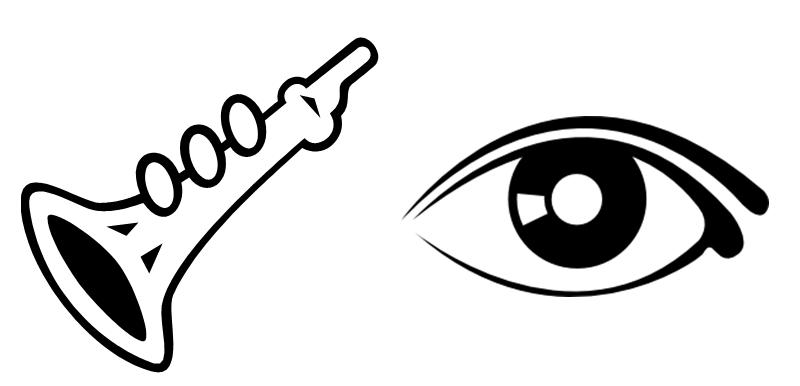 Eyeball eye clip art clipart image