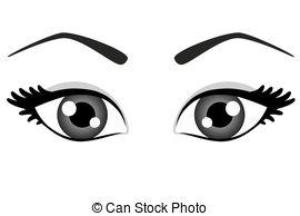 Eyeball eyes cartoon eye clip art clipart image 0 2