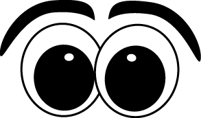 Eyes cartoon eye clip art clipart image 0