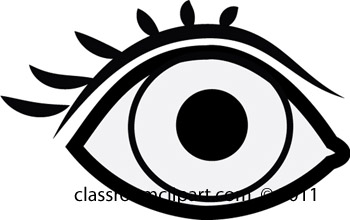 Eyes eye clip art black and white free clipart images 4 3