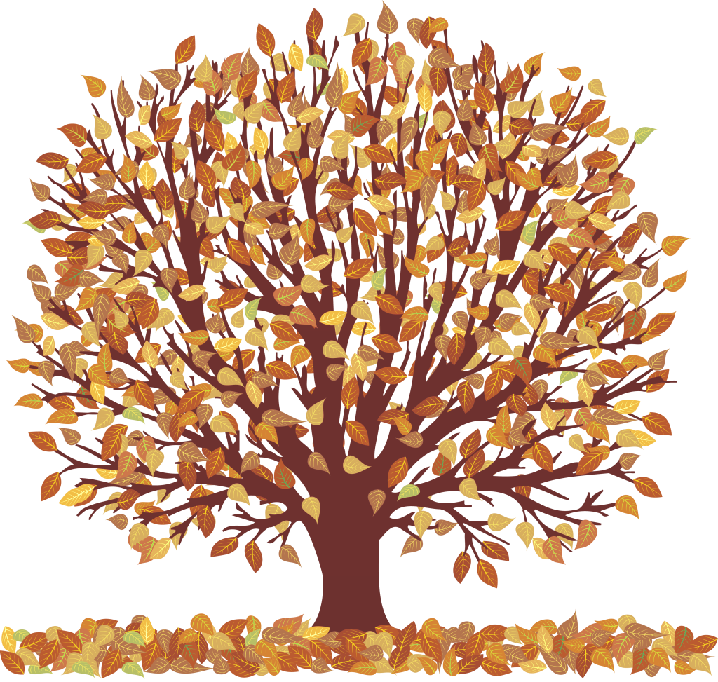 Fall clip art black and white free clipart images