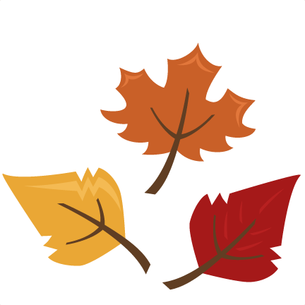 Fall leaves border clipart free images 2